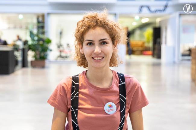 Rencontrez Clémentine, Fondatrice & CPO/CTO - Karamel