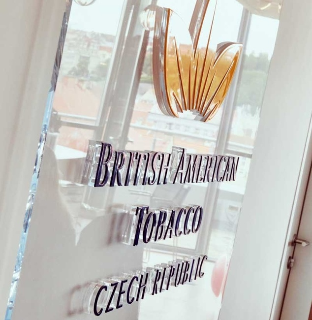 Distribuční síť a visibilita - British American Tobacco