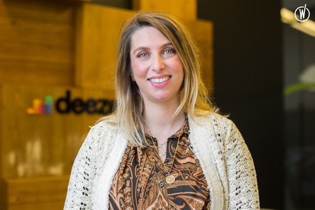 Meet Alexandra, Head of Product - Deezer