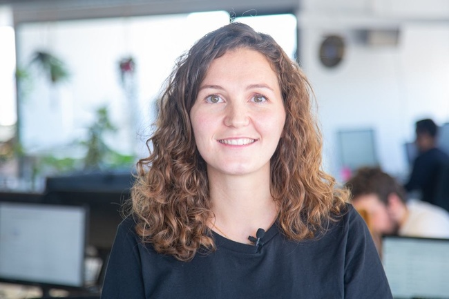 Conoce a Lucie, Customer Success Manager - Factorial
