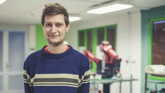 Ondra Machů, průmyslový inženýr