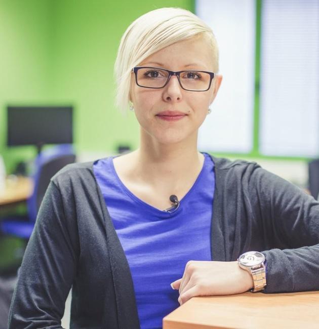 Bea Jaroňková - TNS SERVIS