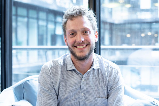 Meet Christophe, Fondateur & Directeur commercial