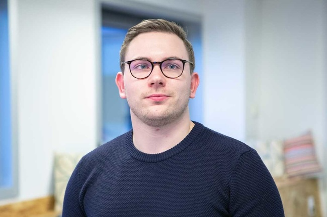 Rencontrez Valentin, Data Scientist - ALTARES-D&B