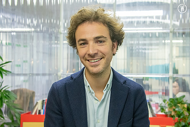 Meet Tanguy Frécon, Co-Founder & CEO - Lizee