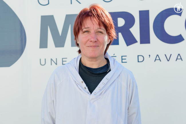 Rencontrez Christine, Fileteuse - Mericq