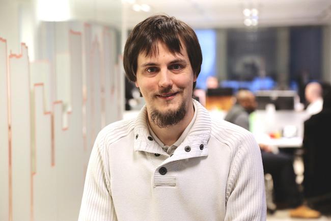 Rencontrez Benoit , Front End Developer - INTERSEC GROUP