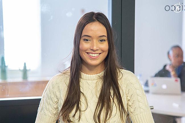 Rencontrez Naouèle, Consultante Solutions Digital Workplace - Cirruseo part of Accenture