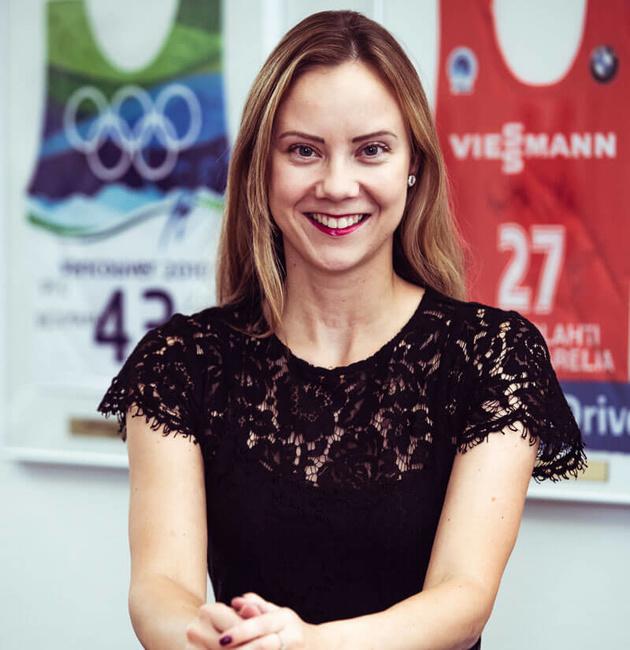 Její cesta ve firmě - Viessmann
