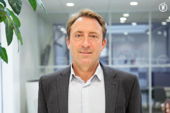 Meet Olivier, CEO - SBT Human(s) Matter