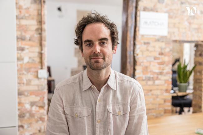 Rencontrez Thomas, CEO - Matcha