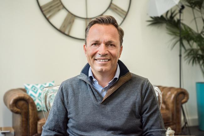 Meet Shéphane, Founder & CEO - Kamet