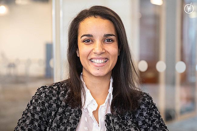 Rencontrez Amélie, Senior Manager - Paiements & Cash Management - Azzana Consulting