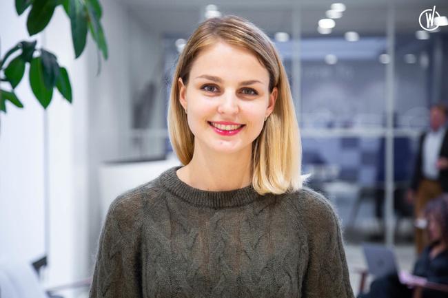 Meet Olga, Consultant - SBT Human(s) Matter