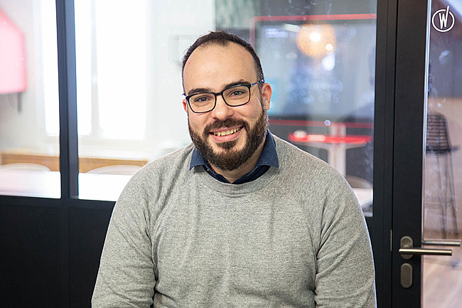 Rencontrez Filipe, Responsable Enterprise Cloud Services - Cirruseo part of Accenture