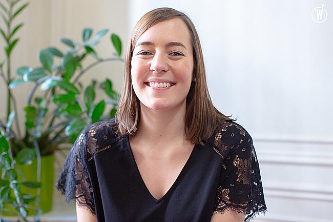 Rencontrez Alexandra, Consultante - Aravati - Teaminside Group