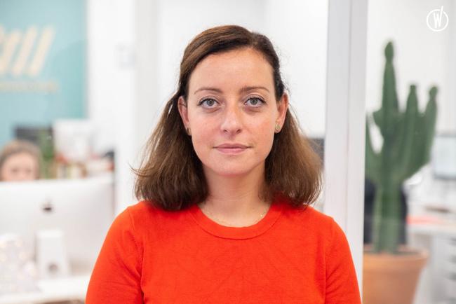 Rencontrez Charlotte, Responsable du développement - Wagram & Vous