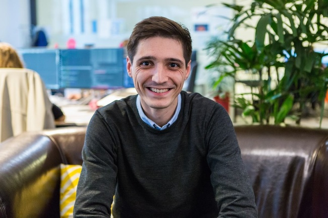 Meet Nicolas, VP of Engineering