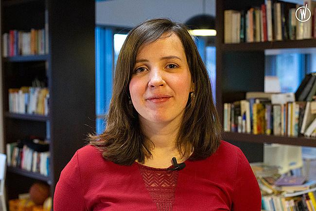 Meet Marie , Pre-sales Engineer - LINKBYNET