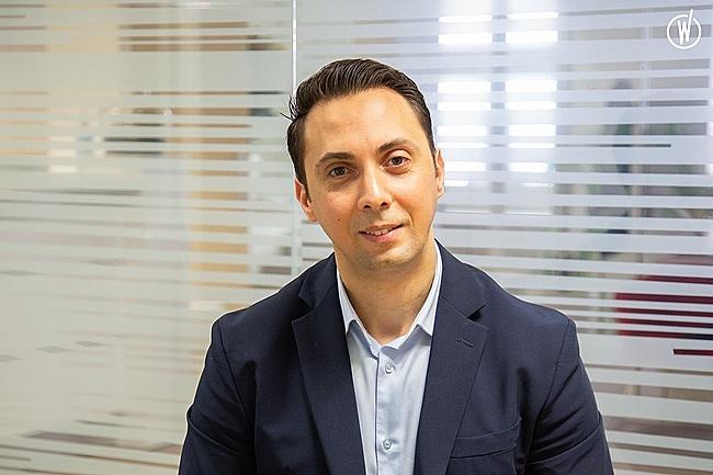 Rencontrez Mohammed, Business Developer PME/ETI - Antares