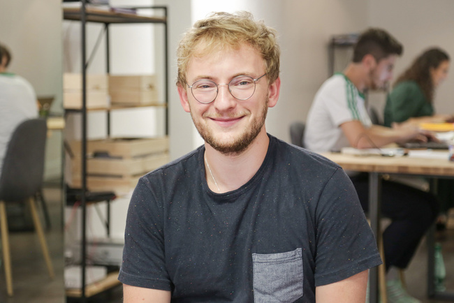 Rencontrez Eytan, CEO & Head of Sales - Hello Syndic