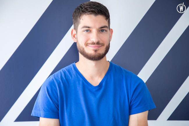 Meet Julien, Principal Consultant - Manhattan Associates