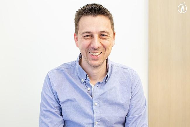 Rencontrez Pierre-Alexandre, Lead Blockchain & Back-End - Liquidshare