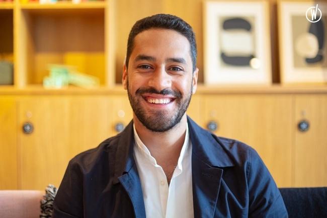 Rencontrez Mansour, CEO - Neda