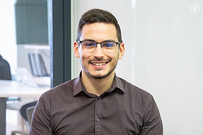 Rencontrez Grégory, Ingénieur avant-vente - Cirruseo part of Accenture