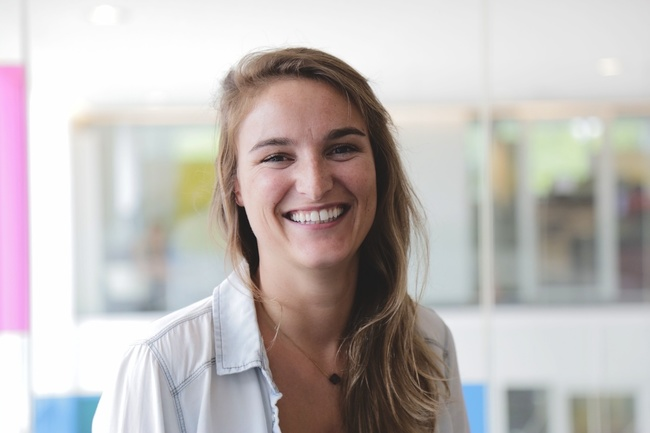 Rencontrez Astrid, Business Developer