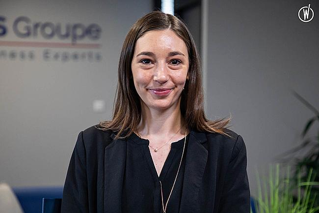 Rencontrez Carole, Directrice des ventes Cloud / Devops - Axess Groupe