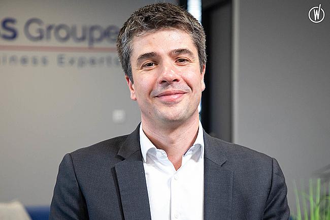 Rencontrez Sylvain, Directeur Commercial Pôle Expertise Drupal - Axess Groupe
