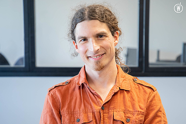 Rencontrez Guillaume, Lead Développeur - Axess Groupe
