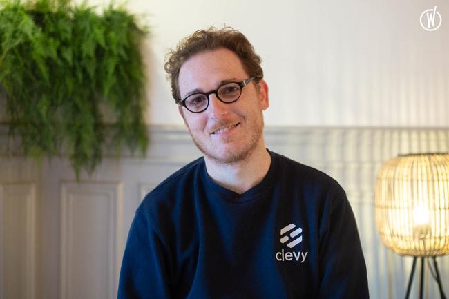 Rencontrez François, CTO - Clevy