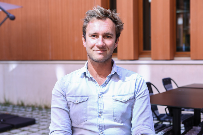 Rencontrez Augustin, CEO & Co-Founder - FRIZBIZ
