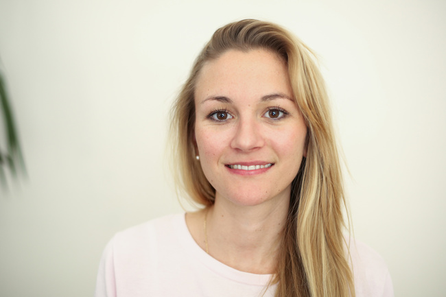 Rencontrez Justine, Customer Success Manager