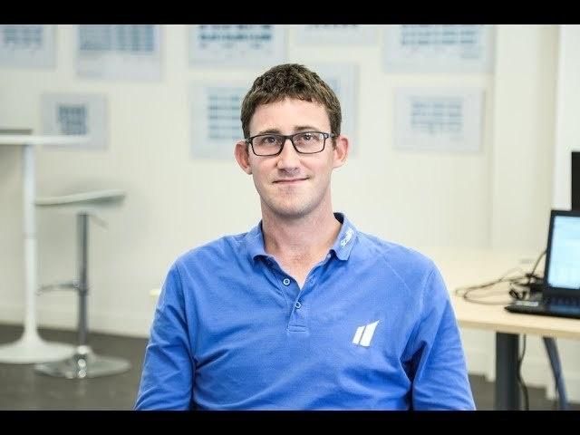 Rencontrez Julien, Executive IT Manager - SCALLOG