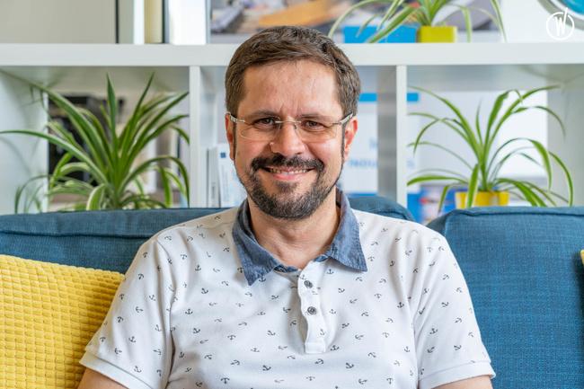 Rencontrez Eric , Directeur Développement  - Creative IT
