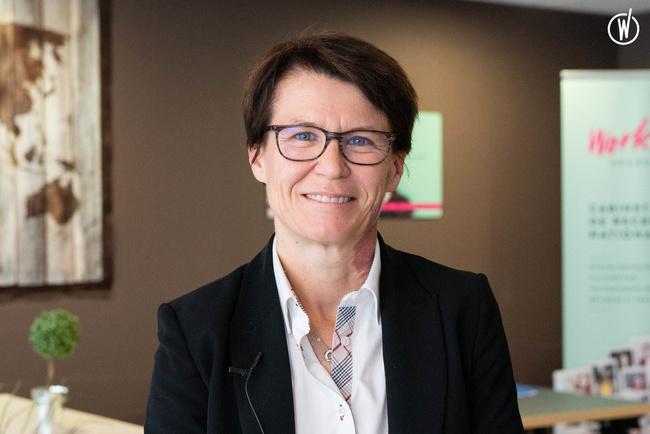 Rencontrez Béatrice, Responsable d'Agence Bordeaux - Work&You