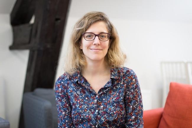 Rencontrez Coline, Directrice du développement commercial - Cap Collectif