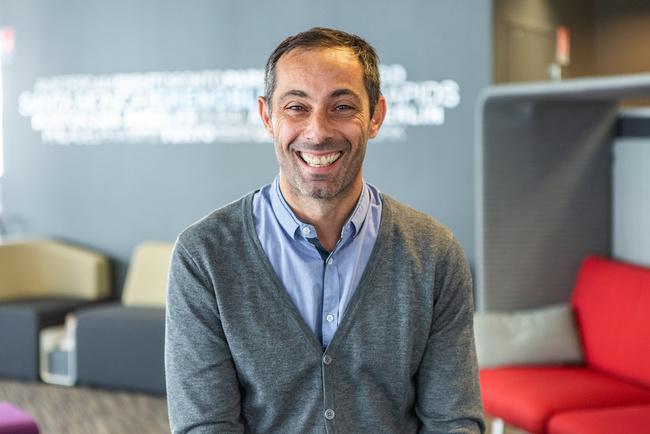 Rencontrez Jean Luc, CEO