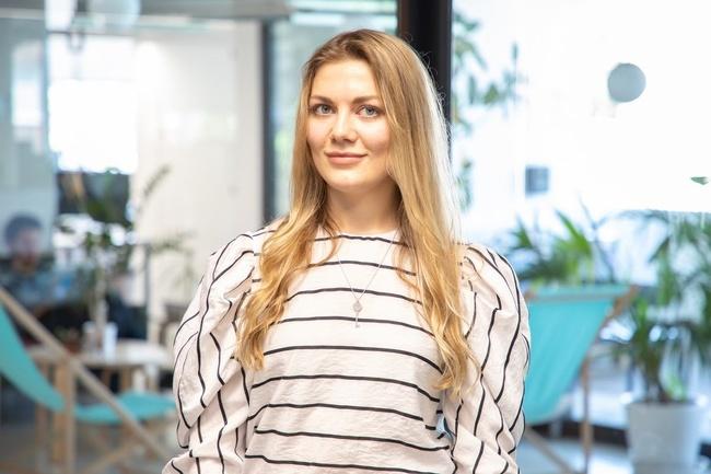 Conoce a Valeria, Marketing Manager - Andjoy