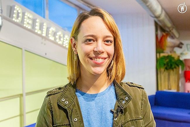 Rencontrez Gaby, Customer Success Manager - Delicorner