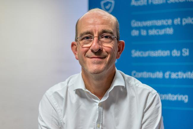Rencontrez Franck, Directeur Général - Pérenne'IT