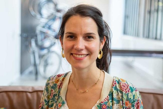 Rencontrez Laura, Directrice Conseil - Sport Heroes