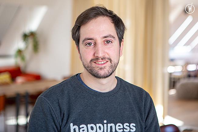 Rencontrez Romain, CEO & co fondateur - Happytal