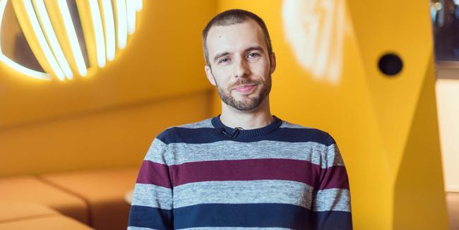 Jirka Petřík, Product Manager