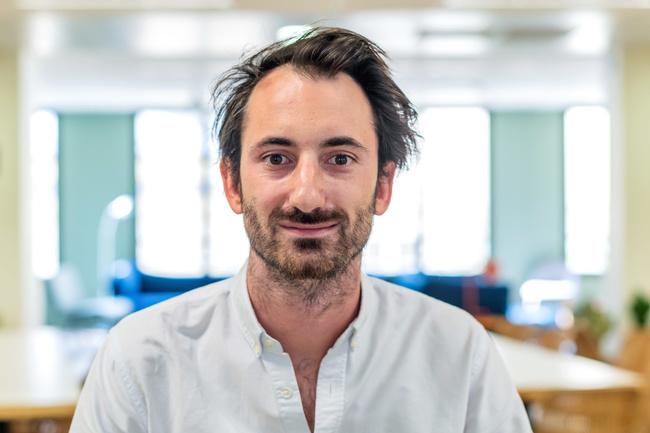 Rencontrez Quentin, Co-Fondateur - Frichti