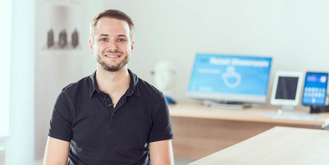 Lukáš Klíma, Project Consultant