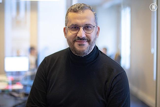 Rencontrez Salim, VP Sales EMEA - Data Impact